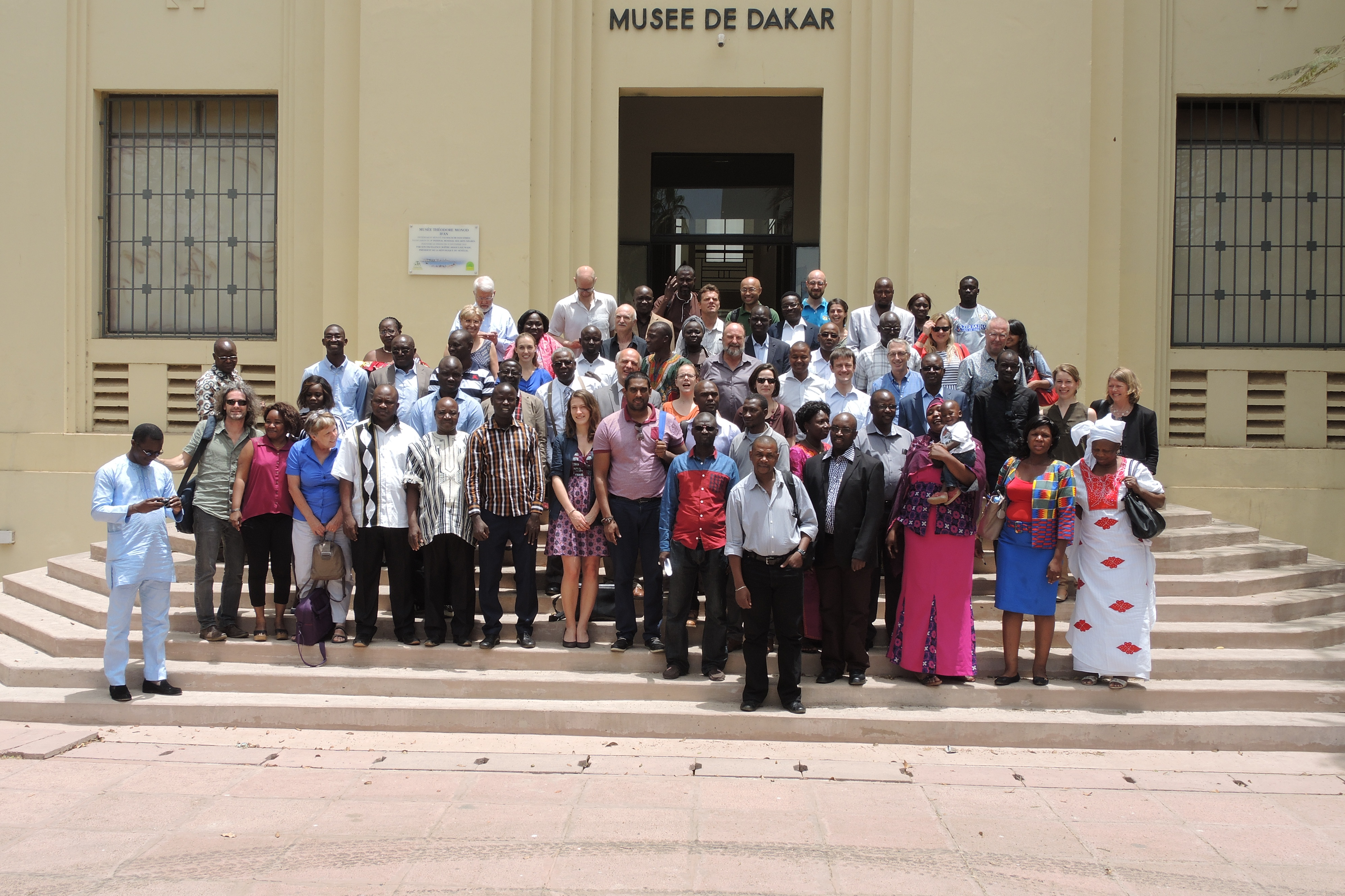 SFD session at the 19th SuSanA Meeting in Dakar, Senegal, May 2015